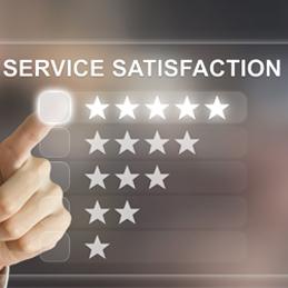 1. Un service de qualité
